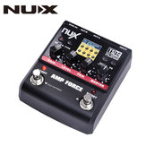 NUX AMP FORCE Distortion Guitar Effects Pedal Modeling Amp Simulator