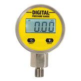 Digital Display Oil Pressure Hydraulic Gauge Pressure Test Meter 250BAR/25Mpa