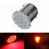 Red BA15S P21W 1156 22 LED SMD Tail Sidelight Side Indicator Light Bulb