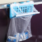 Original Plastic Kitchen Garbage Bag Rack Portable Hanging Trash Rubbish Bag Storage Holder