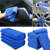 Microfiber Super-absorbent Cleaning Drying Cloth Auto Car Wash TV Cleaner Towel