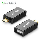 UGREEN Micro USB Male to USB 3.0 Female OTG Data Sync Charge Adapter Converter