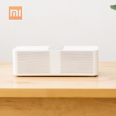Xiaomi Smart WiFi Voice Contrl Network Online Music FM Radio 8GB Bluetooth Clock Speaker