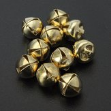 10Pcs 8MM Metal Jingle Bell Christmas Small Tinkle Bell Craft