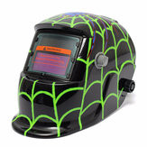 New Style Green spider Solar Welder Mask Auto-Darkening Welding Helmet Arc Tig