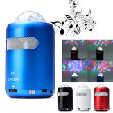 Portable LED Bluetooth Wireless Stereo Speaker For iPhone iPad Samsung MP3