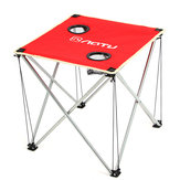 Outdoor Folding Desk Table Travel Beach Portable Foldable Desk For Camping Hiking