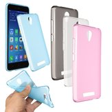 Soft Durable Gel Slim TPU Jelly Back Case Cover For XIAOMI Red-Mi Note 2
