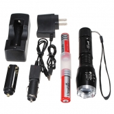 China Wholesale Ultrafire CREE XM-L T6 1600LM 5 Mode Zoomable LED Flashlight