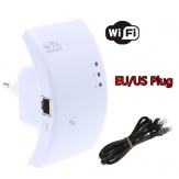 China Wholesale 2.4G EU US Plug 300M Wireless-N Wifi Repeater 802.11N Network Router
