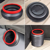 Car Multi-functional Foldable Retractable Barrel Trash Bin Storage Bucket