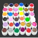 China Wholesale 36 Colors Nail UV GEL Extension