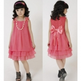 China Wholesale Fashion Children Kids Chiffon Dress Braces Skirt Princess