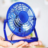 Portable 360 Degrees Rotation Soundless USB Cooling Adjustable Fan