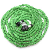 China Wholesale 25 50 75FT Green Flexible Garden Car Water Hose EU/US Standard