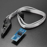 SOP8 SOIC8 Test Clip With Cable For EEPROM 93CXX / 25CXX / 24CXX