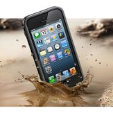China Wholesale Waterproof Shockproof Dirt Snow Proof Case Cover For iPhone 5 5S
