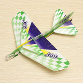 Magic Roundabout Planes Foam Airplanes Educational Toys Small Plane