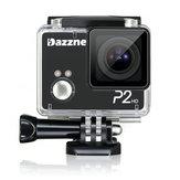 Original Dazzne P2 Waterproof Action Sports Mini Camera 2.0 Inch TFT Screen HD 1080P HDMI HD Output Support SD Card