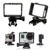 Frame Mount Protective Housing And UV Protector For Gopro 3 4 3 Plus