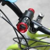 XPE Q5 240LM 3 modes Zoomable LED Flashlight With Clip For Bicycle