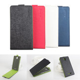 Flip Up And Down PU Leather Protective Case For Xiaomi Redmi Note 2