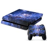 Sticker Skin For PS4 PlayStation 4 Console + 2Controller Cover