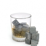 China Wholesale Whisky Sipping Stones Rocks Cooling Wine Coffee Tea Set of 8