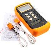 6802II Digital Waterproof Thermometer K-Type Temperature Meter Tester