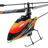 Original WLtoys V911 2.4GHz 4CH Remote Control RC Helicopter with Gyro Mode 2