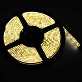 China Wholesale 5M 500CM 18W Warm White 3528 SMD LED Strip Lights 300 Leds