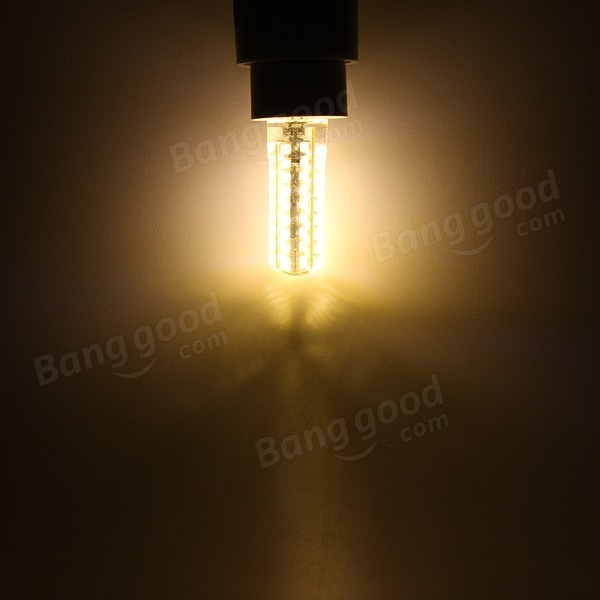 G9 4W White/Warm White 72 SMD 2835 Dimmable LED Corn Light Bulbs 220-240V