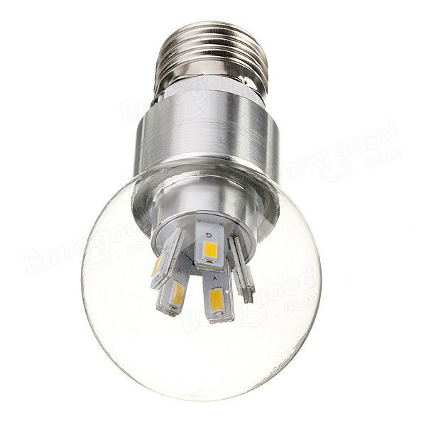 Dimmable E27 8W 10 SMD 5630 AC110-240V LED Globe Light Bulbs