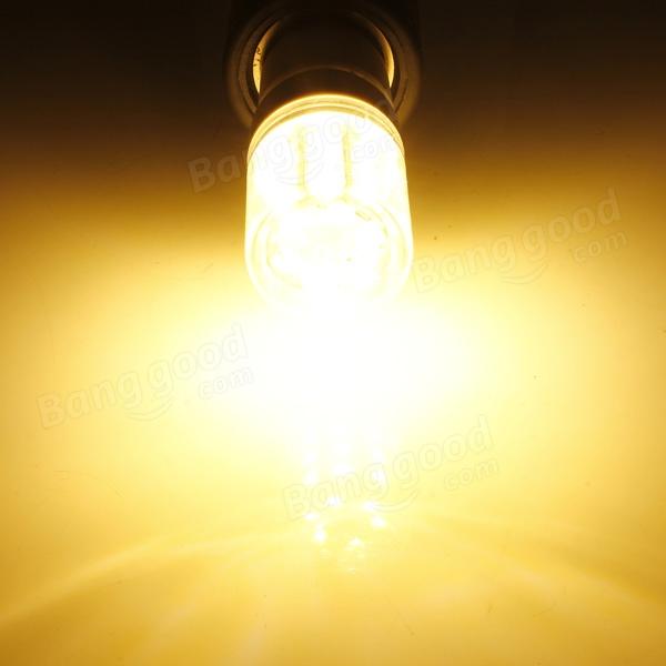 B22 3.5W 420LM AC220V White/Warm White SMD 5730 LED Corn Light Bulbs