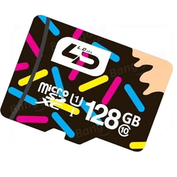 LD 128GB Class 10 Micro TF