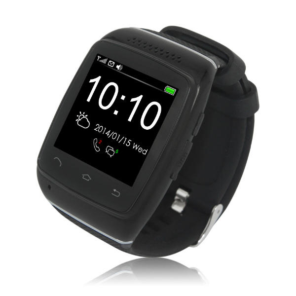 ZGPAX S12 1.54-inch Touch Screen MTK6260 Bluetooth Smart Watch Phone