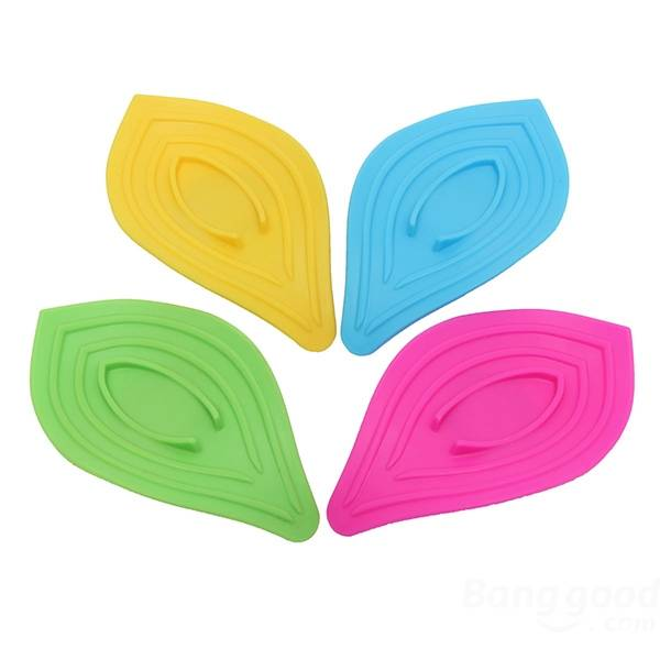 Leaf Shape Bathroom Anti Skip Soap