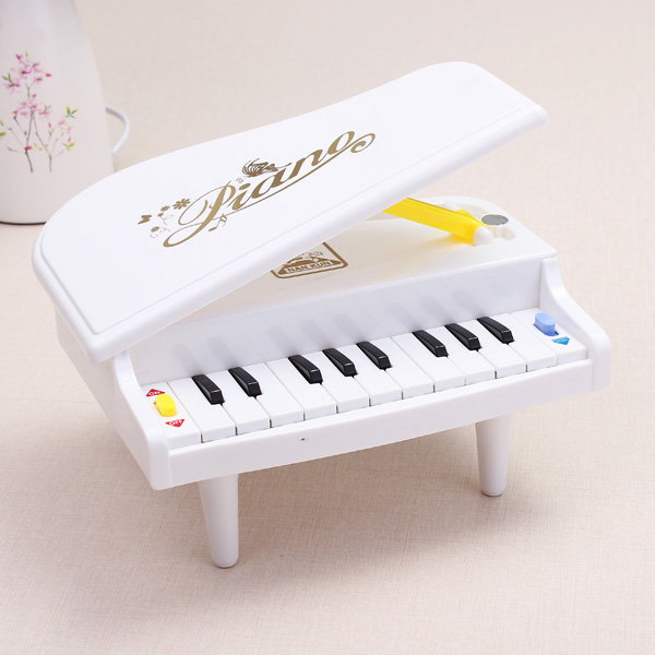 Baby Children 11 Key Mini Piano Keyboard Simulation Musical Toy