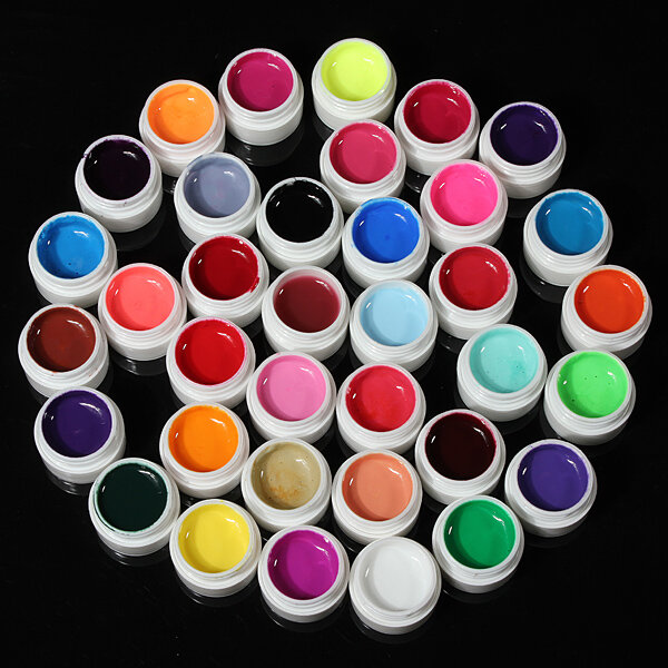 36 Colors Pure Colors UV Gel