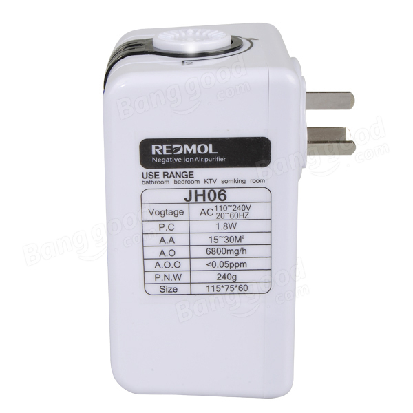 ANJ 110-240V Negative Ion Anion Home