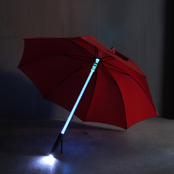 LED Flash Light Umbrella for Night