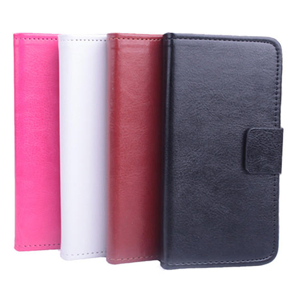 Flip Left And Right Stand PU Leather Case For Asus Zenfone C ZC451CG flip left and right stand pu leather case for fly iq4516