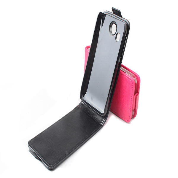 Magnetic Flip PU Leather Protective Case