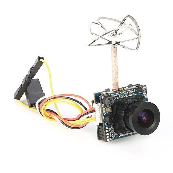 Eachine MC02 AIO 5.8G 40CH 900TVL 25MW/200MW Switchable VTX 1/3 Cmos FPV Camera