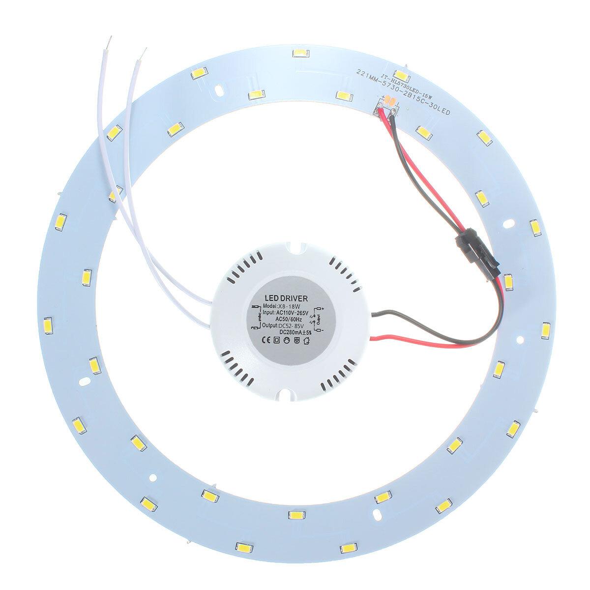 15W 5730 SMD LED Panel Circle