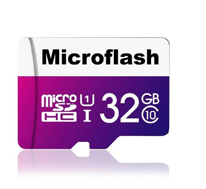Microflash 32GB Micro SDHC Card Class