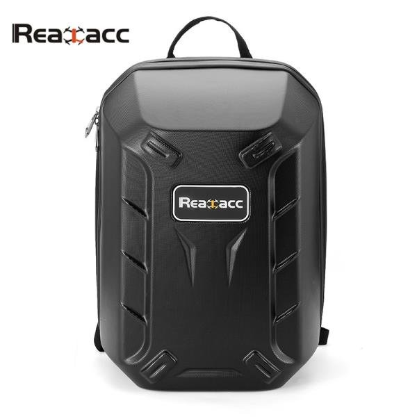 Realacc Waterproof Hardshell Backpack Case Bag Black Turtle Shell For DJI Phantom 4