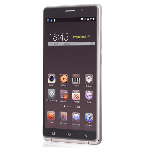 CMX C10 6-inch Android 5.1 MTK6580 1.3GHz Quad-core Smartphone