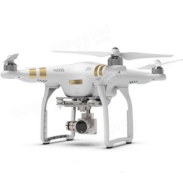 DJI Phantom 3 Professional With 4K Camera & Advanced With 1080p HD Camera RTF