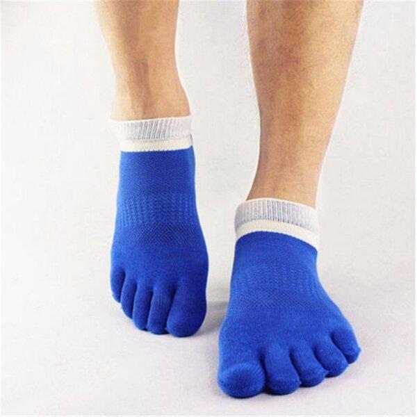 1 Pair Of Mens Cotton Toe